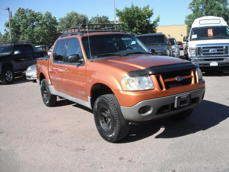 2001 Ford Explorer Sport Trac $995