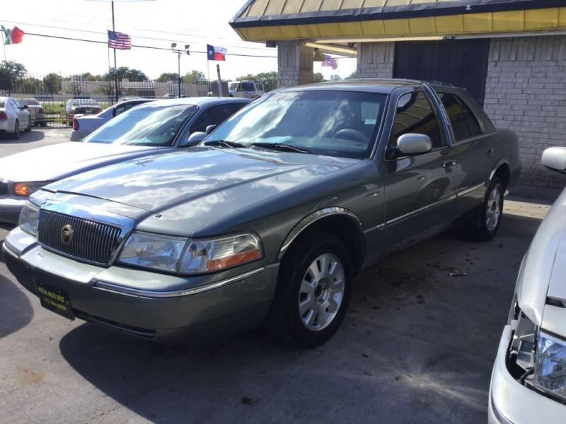 2004 Mercury Grand Marquis $525