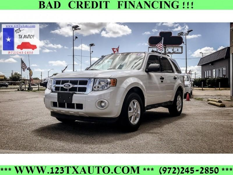 2012 Ford Escape $1000