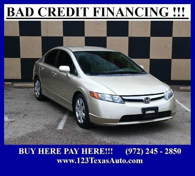 2008 Honda Civic $1000