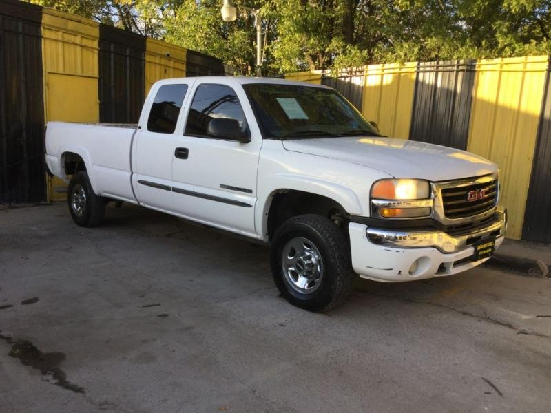 2007 GMC Sierra 2500HD $725