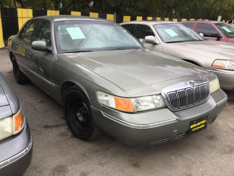 2002 Mercury Grand Marquis $525