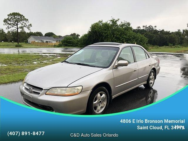 1998 Honda Accord $995