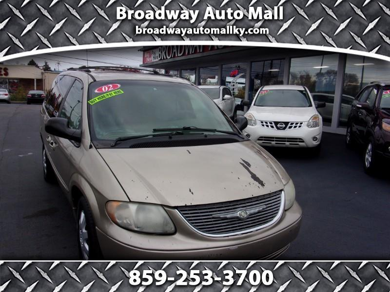 2002 Chrysler Town & Country $950