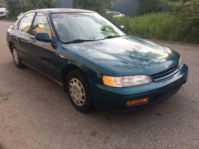 1994 Honda Accord $999