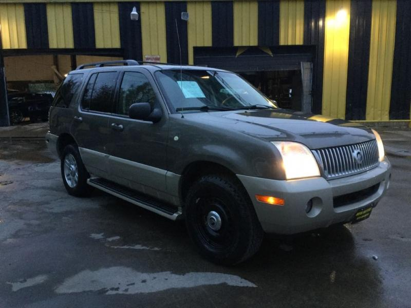 2004 Mercury Mountaineer $725