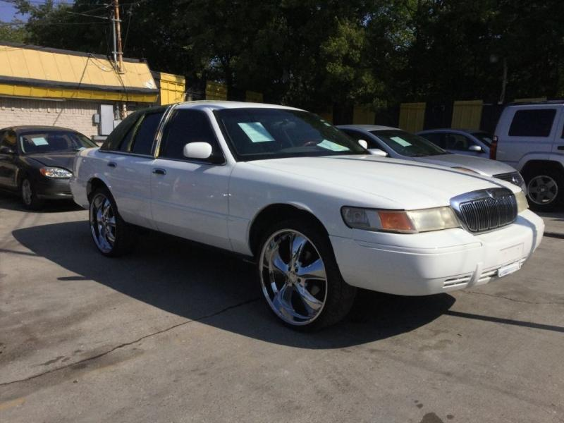 2000 Mercury Grand Marquis $725