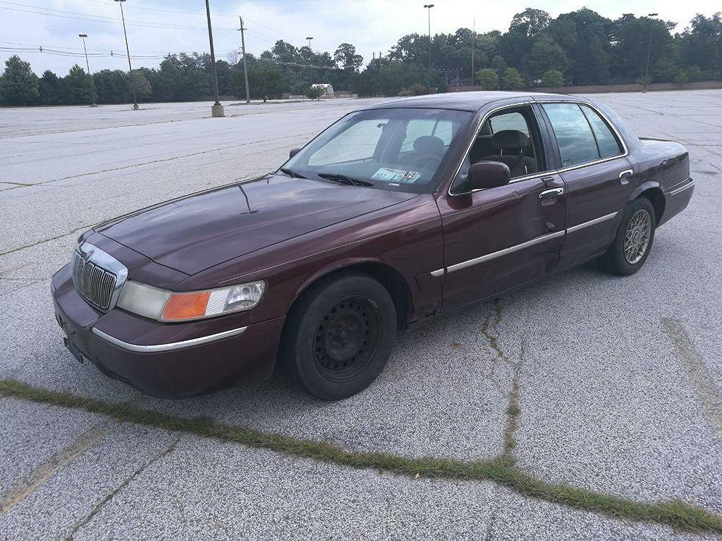2002 Mercury Grand Marquis $995