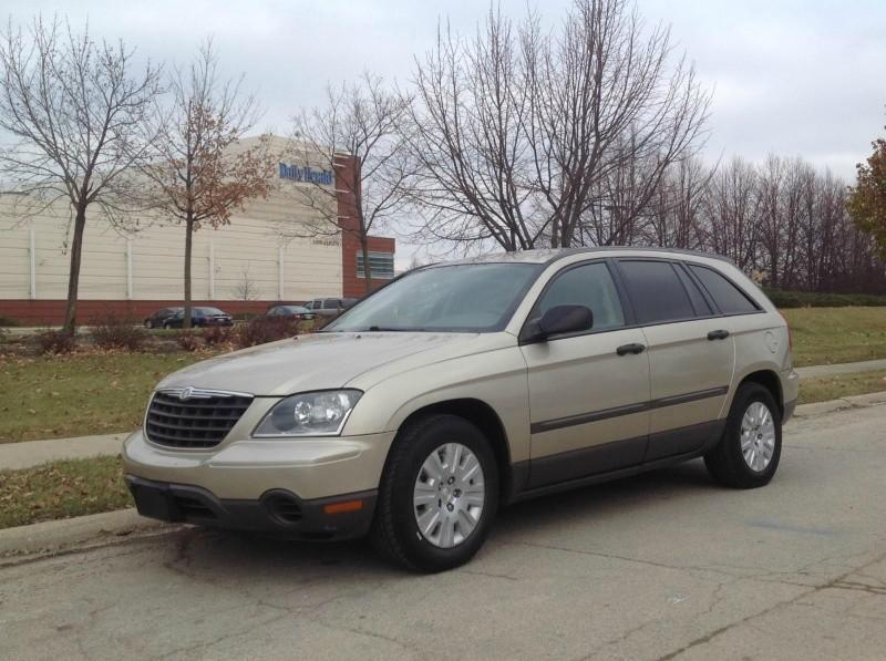 2006 Chrysler Pacifica $999