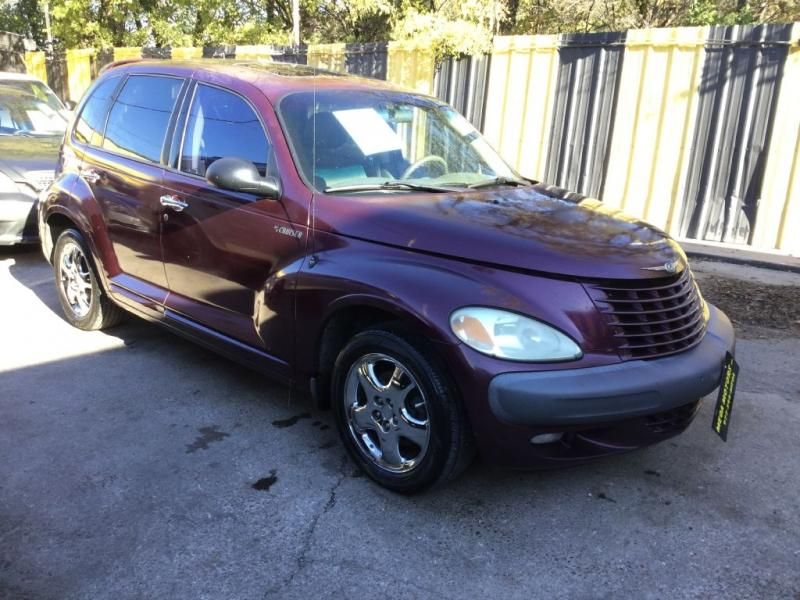 2001 Chrysler PT Cruiser $725