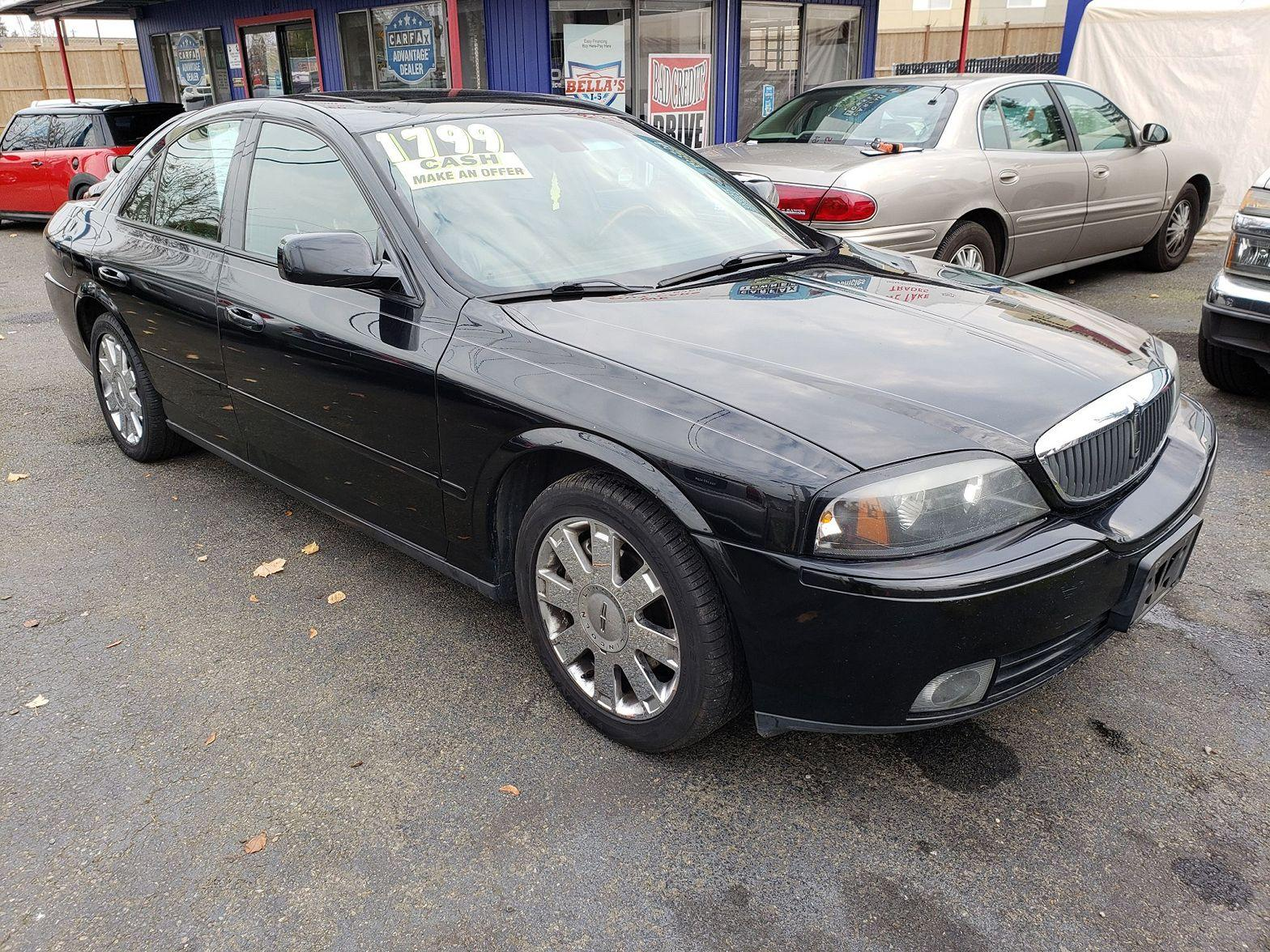2004 Lincoln LS $799