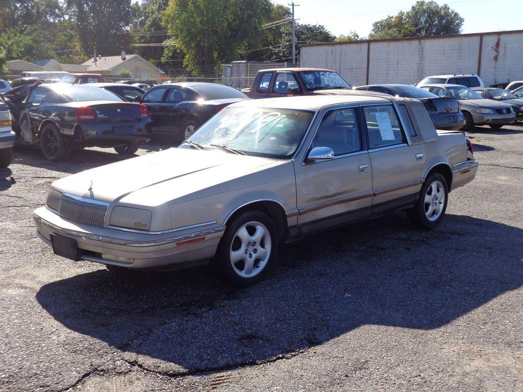 1993 Chrysler New Yorker $899