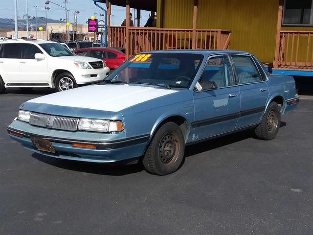 1991 Oldsmobile Cutlass Ciera $995