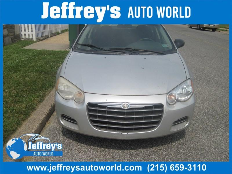 2004 Chrysler Sebring $795