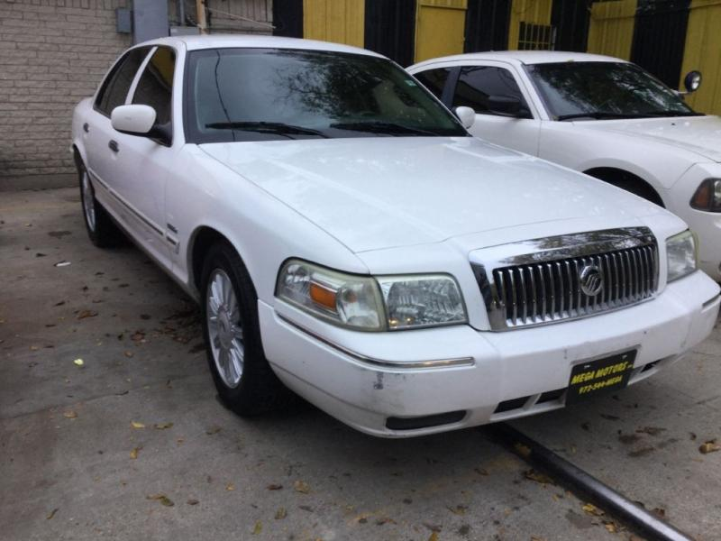 2009 Mercury Grand Marquis $725