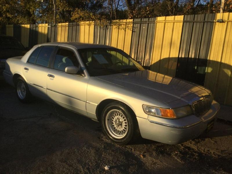 1999 Mercury Grand Marquis $525