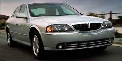 2004 Lincoln LS $999