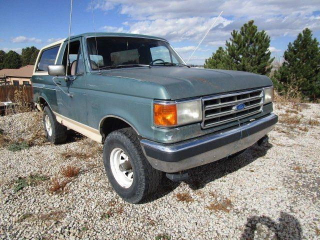 1989 Ford Bronco $750