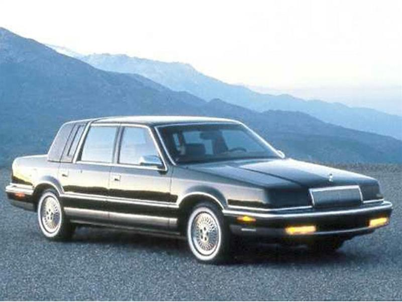 1992 Chrysler New Yorker $788