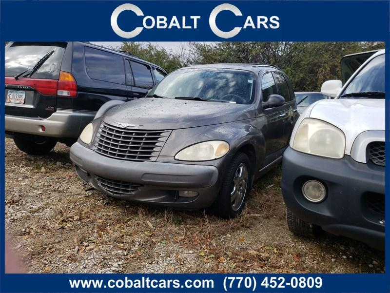 2001 Chrysler PT Cruiser $600