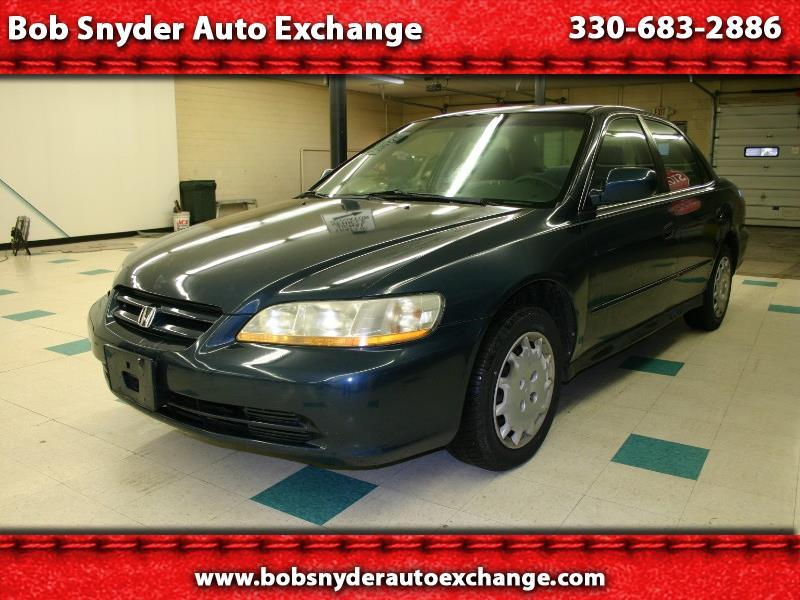 2002 Honda Accord $995