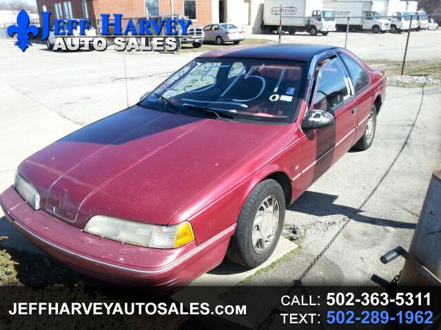 1992 Ford Thunderbird $845