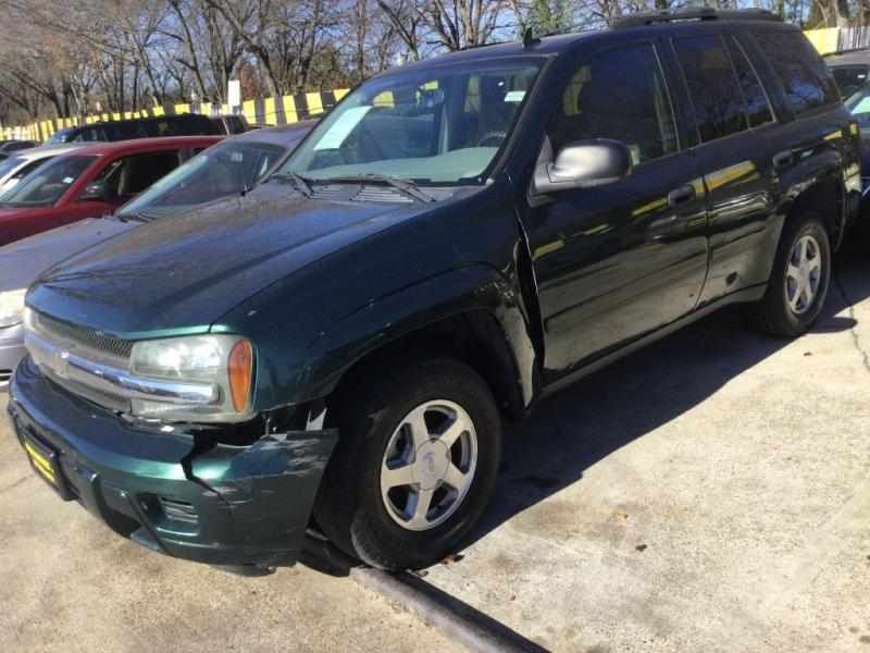 2006 Chevrolet TrailBlazer $525