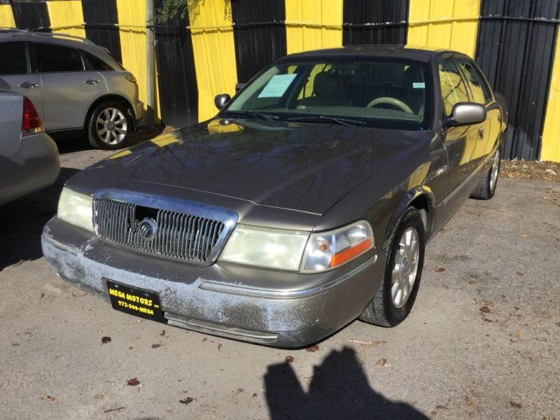 2005 Mercury Grand Marquis $525