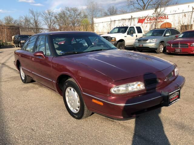 1998 Oldsmobile Eighty Eight $995