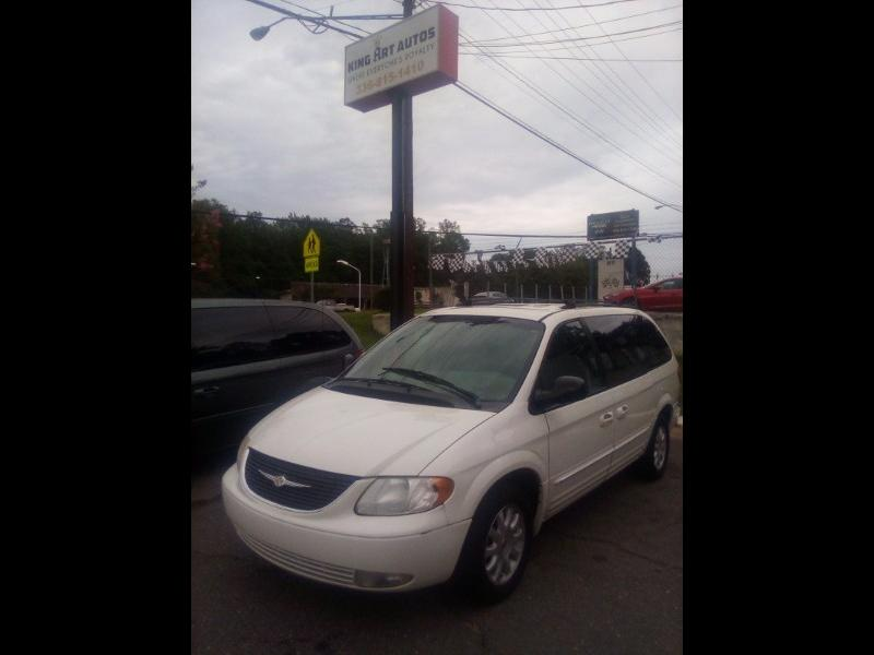 2002 Chrysler Town & Country $800