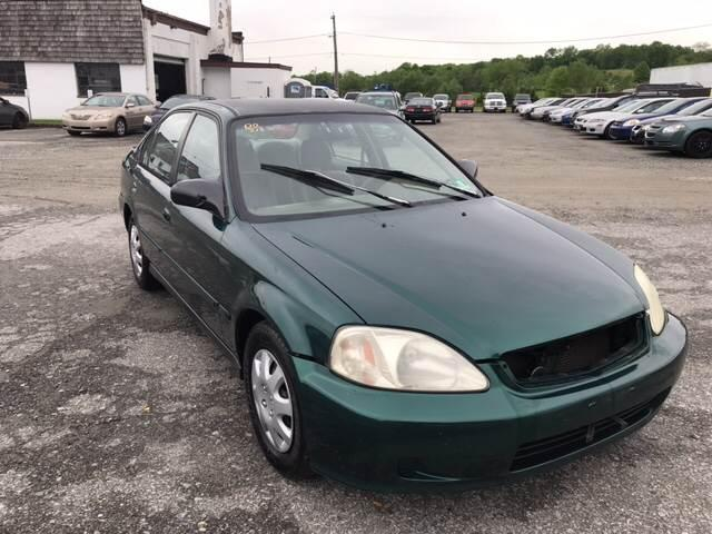 2000 Honda Civic $999