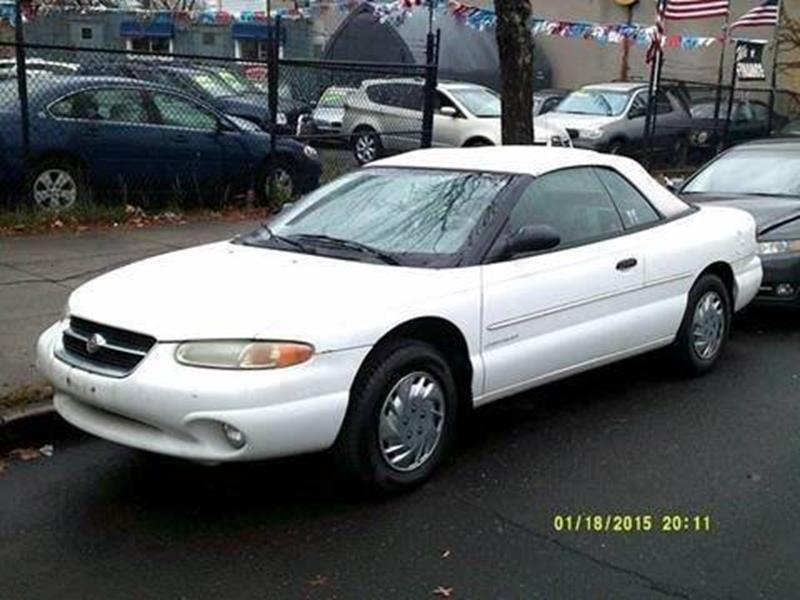 1997 Chrysler Sebring $1000