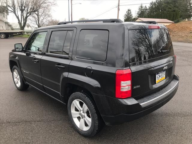 2011 Jeep Patriot $795