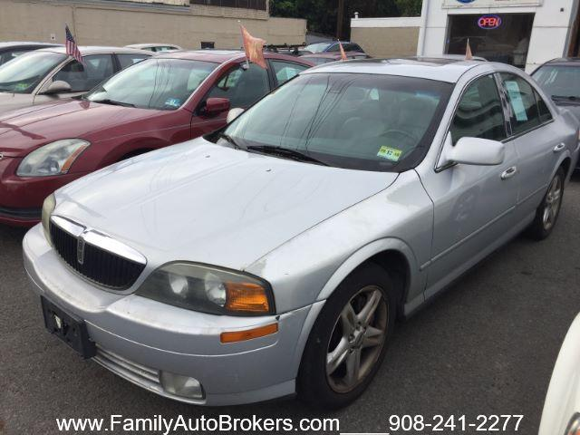 2002 Lincoln LS $900