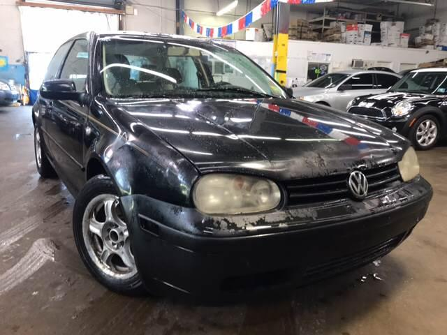 2003 Volkswagen Golf $999
