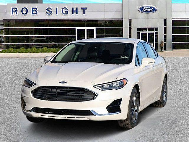 2019 Ford Fusion $26500