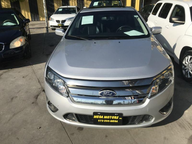 2011 Ford Fusion $1025