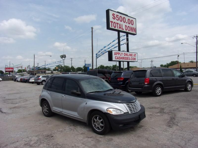 2004 Chrysler PT Cruiser $1000