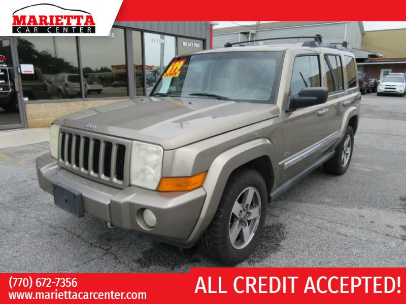 2006 Jeep Commander $699