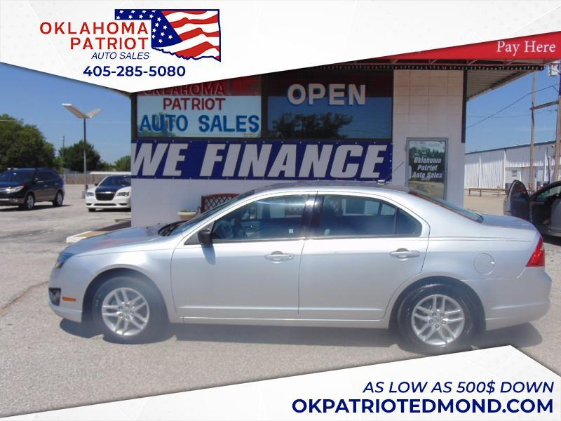 2011 Ford Fusion $500