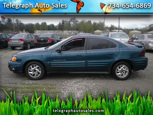 2002 Pontiac Grand Am $995