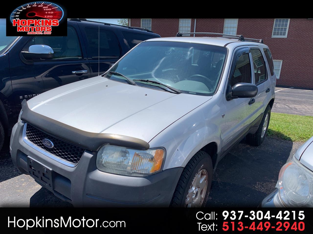 2002 Ford Escape $500