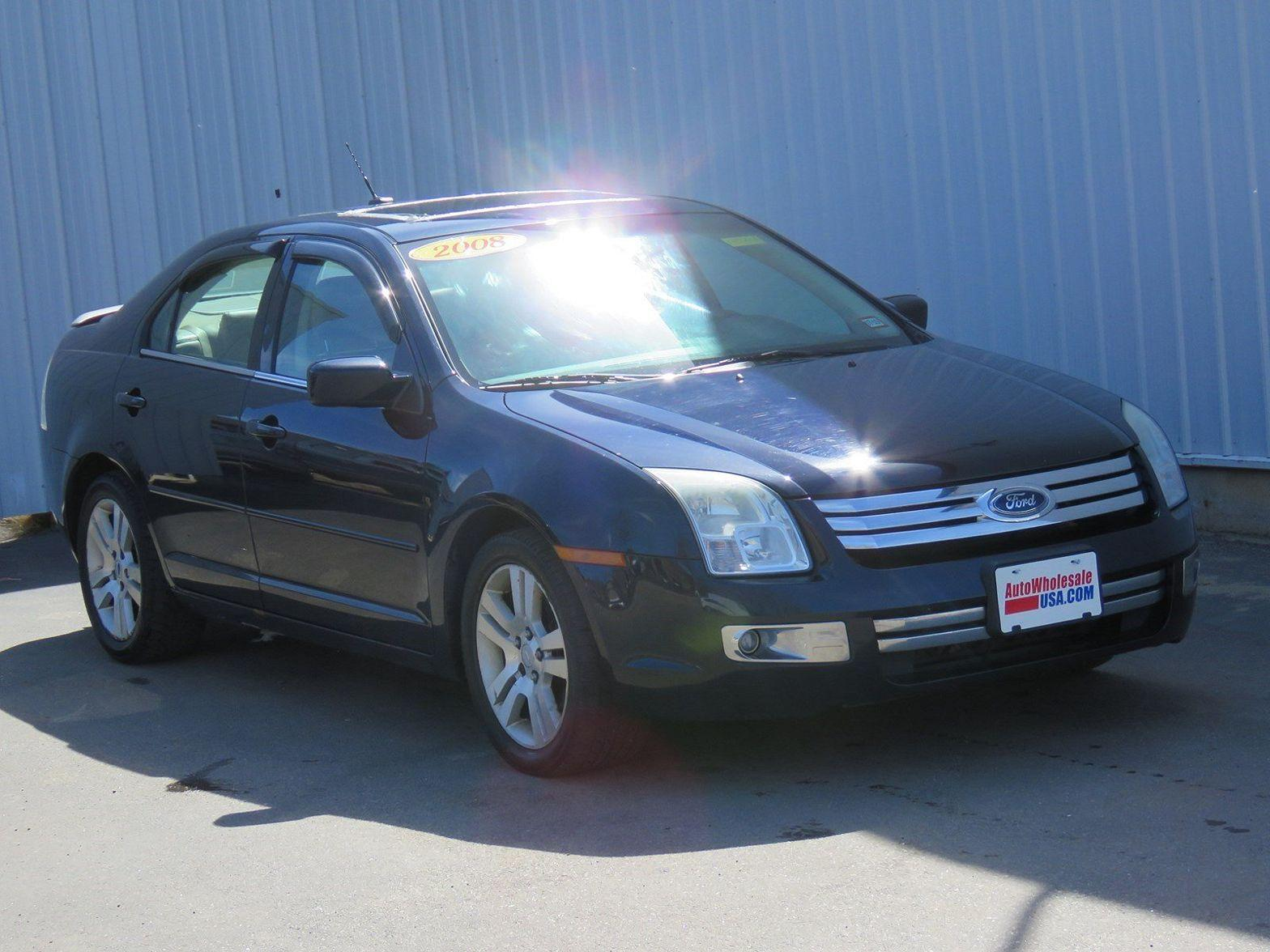 2008 Ford Fusion $999