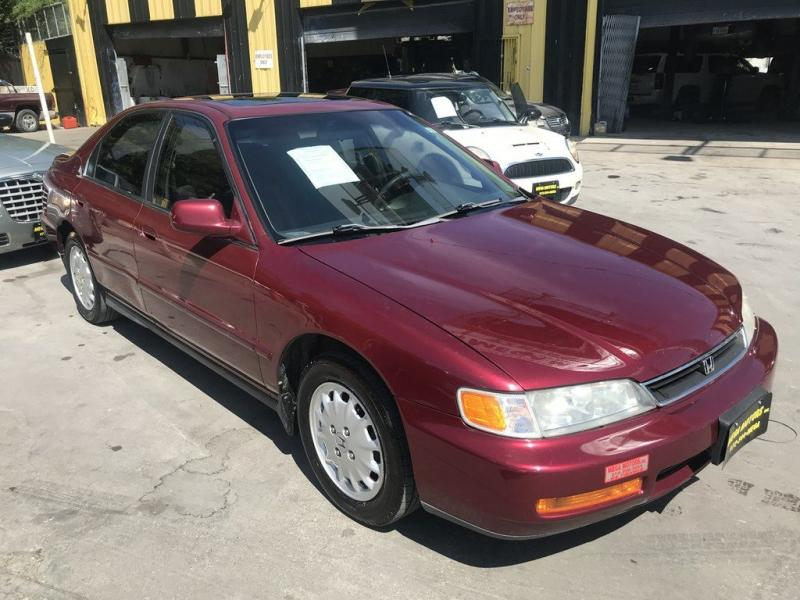 1997 Honda Accord $725