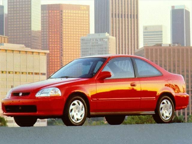 1997 Honda Civic $1067