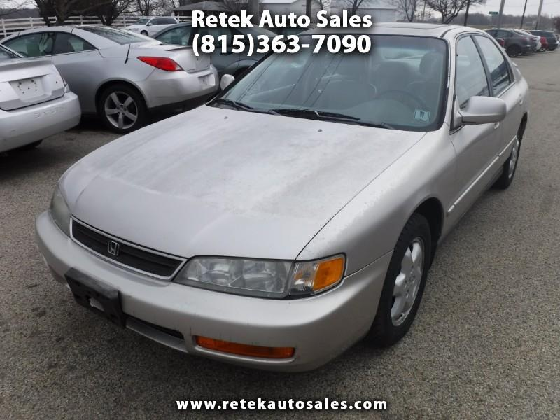 1997 Honda Accord $797