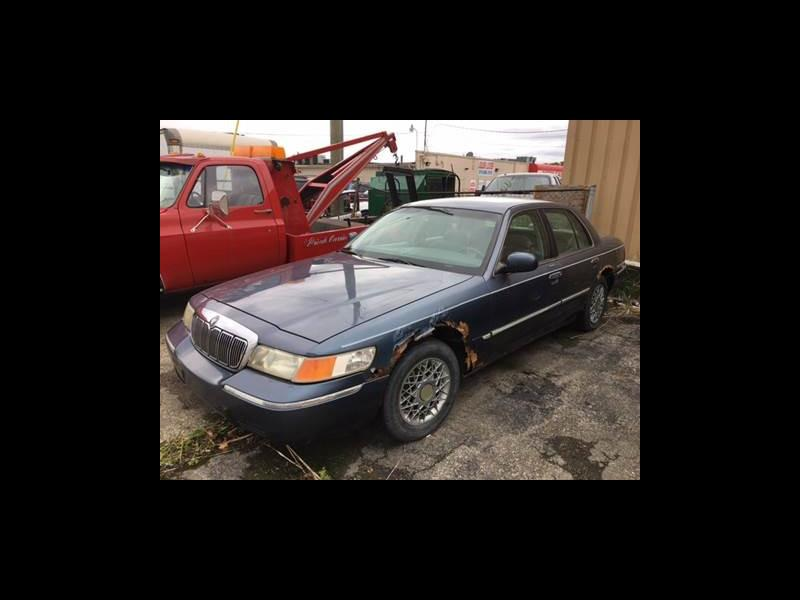 1998 Mercury Grand Marquis $995