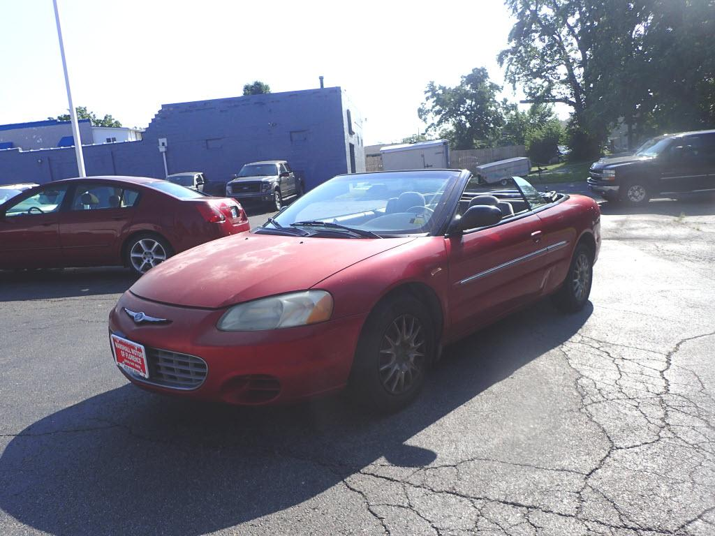 2002 Chrysler Sebring $799