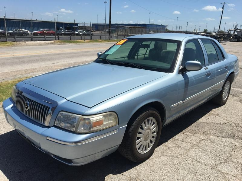 2008 Mercury Grand Marquis $999