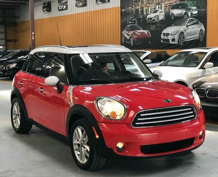 2011 Mini Cooper Countryman $995